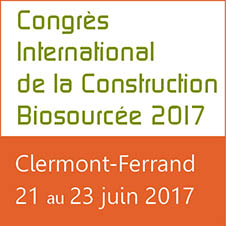 Congrès International de la Construction Biosourcée 2017