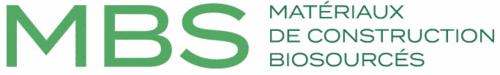 LogoGDR MBS matériaux de construction biosourcés