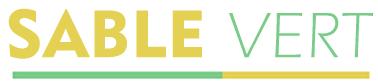 Logo Sable Vert